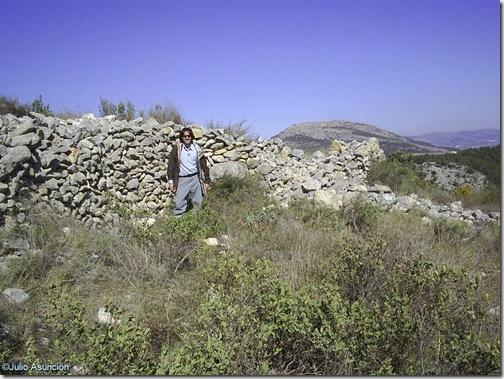 Restos de muros