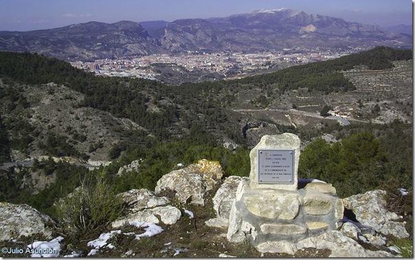Panorámica desde lo alto de El Puig