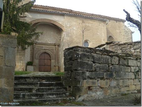 Iglesia de Cemborain