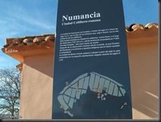 Numancia - panel