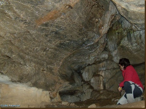 Cueva de Amenasillo 2 - Valle de Erro