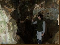 Dentro de la Cueva de Amenasillo 1 - Valle de Erro