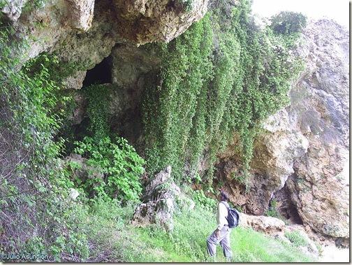 Cueva de los Pilares - Agres