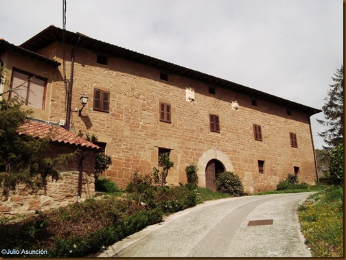 Casona palaciega - Muru-Astraín