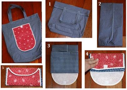 bolsa de tela para comprar