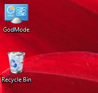How to Enable Secrect GodMode In Windows 7