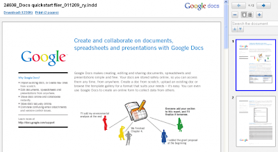 Firefox: Open Any Type Documents In Google Docs Viewer