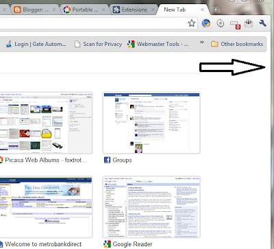 Get Rid Of The Scrollbars In Google Chrome