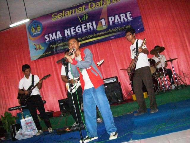 Gebrakan Band Intern SMANSA