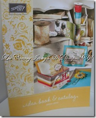 2009 Stampin' Up! Catalog 001