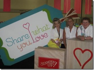 share what you love photo of Sandi, mad and Carole anne