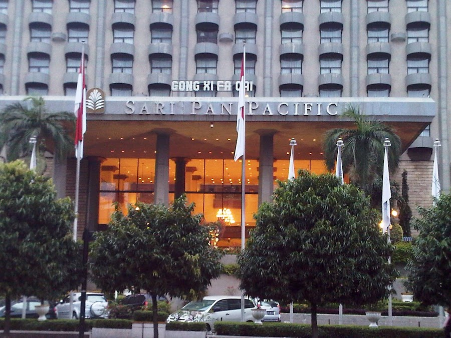 Image result for Hotel Sari Pan Pacific panaraya