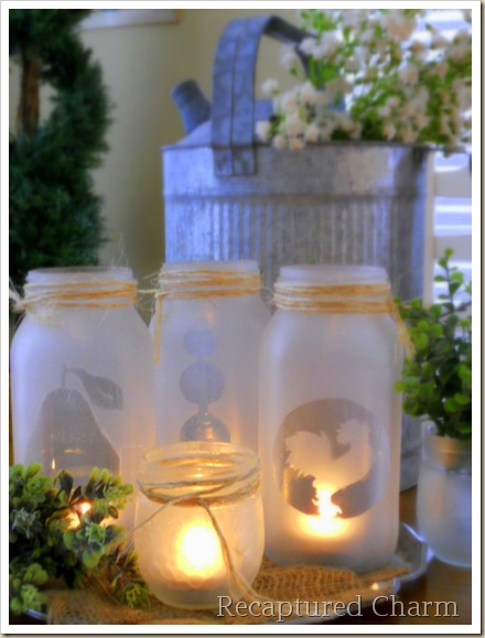 mason jar tea lights 041a1