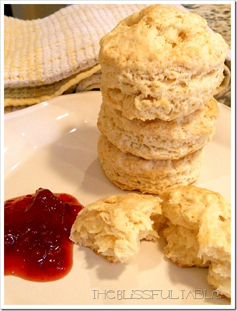 Cream Butter Scones 007a