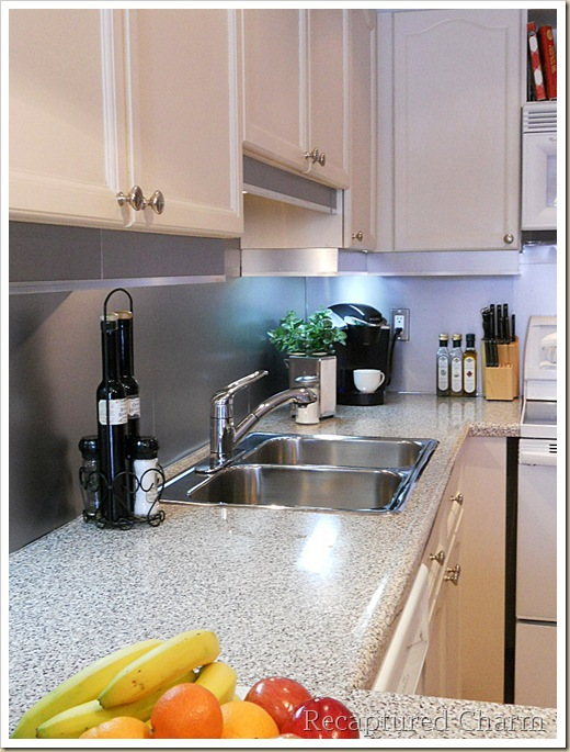 stainless steel backsplash 055a
