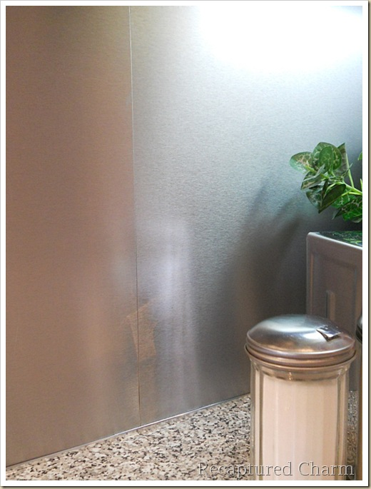 stainless steel backsplash 076a