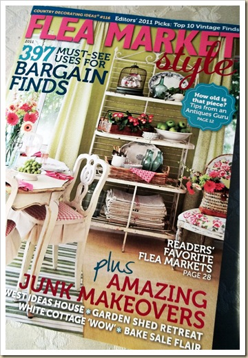 Flea Market Style Mag - Recaptured Charm 013a