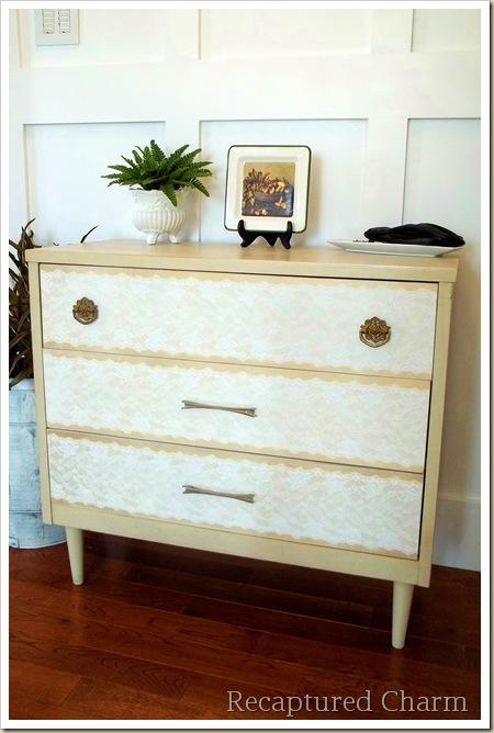 old teak dresser 033a