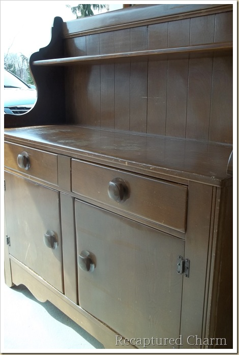 early 20th century hutch before 004