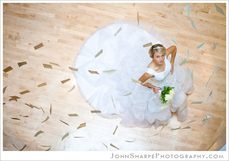 Artistic Utah bridal photography