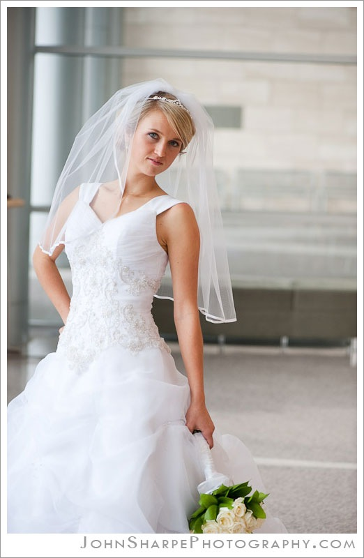Modern bridal photography in Provo, UT