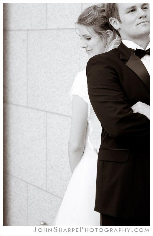 Draper Utah Temple Wedding Photographers
