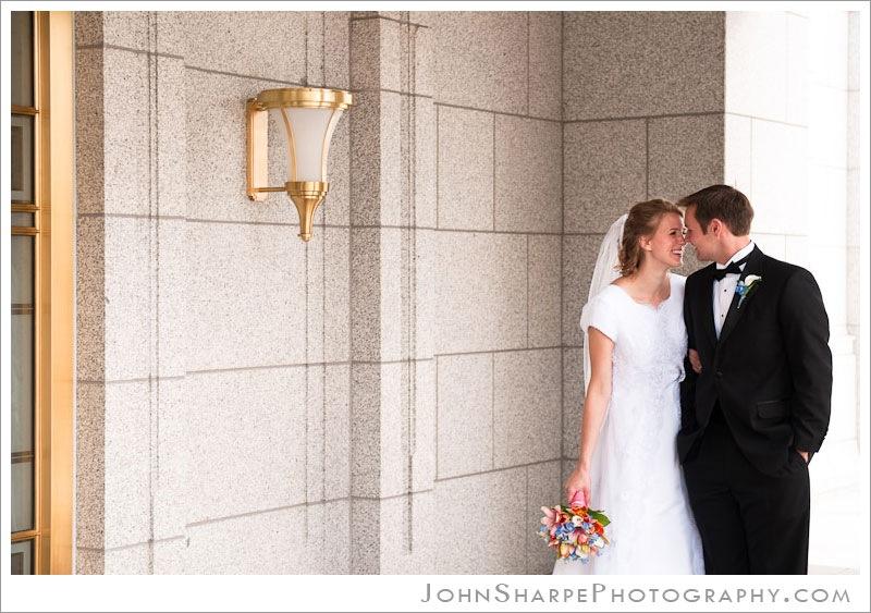 Bride Groom Temple Wedding