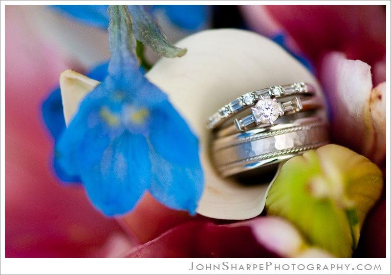 Bride Groom Wedding Rings