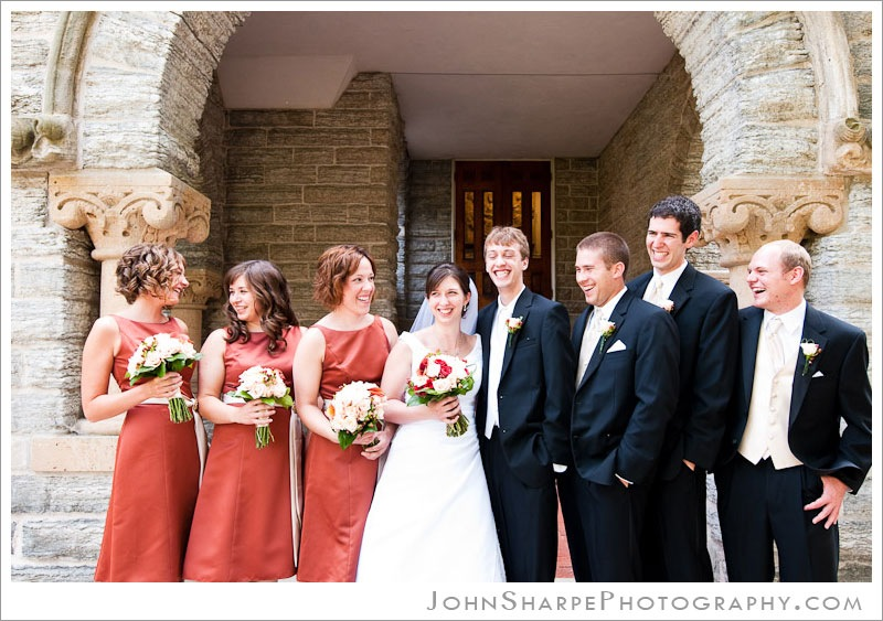 Macalester College Wedding Photography