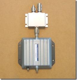 Antenna Splitter and Amp