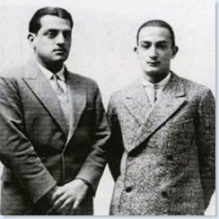 Buñuel y Dalí