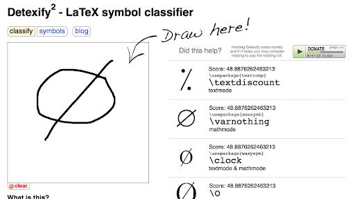 Malaysian LaTeX User Group: Name that symbol!