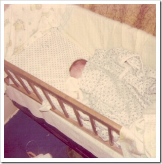 Julie Baby Pic 3