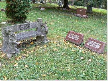 Smith (Rose & Floyd), Elm Lawn Cemetery