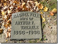 Rachel Fell