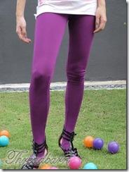 Stretch of Pop-purple