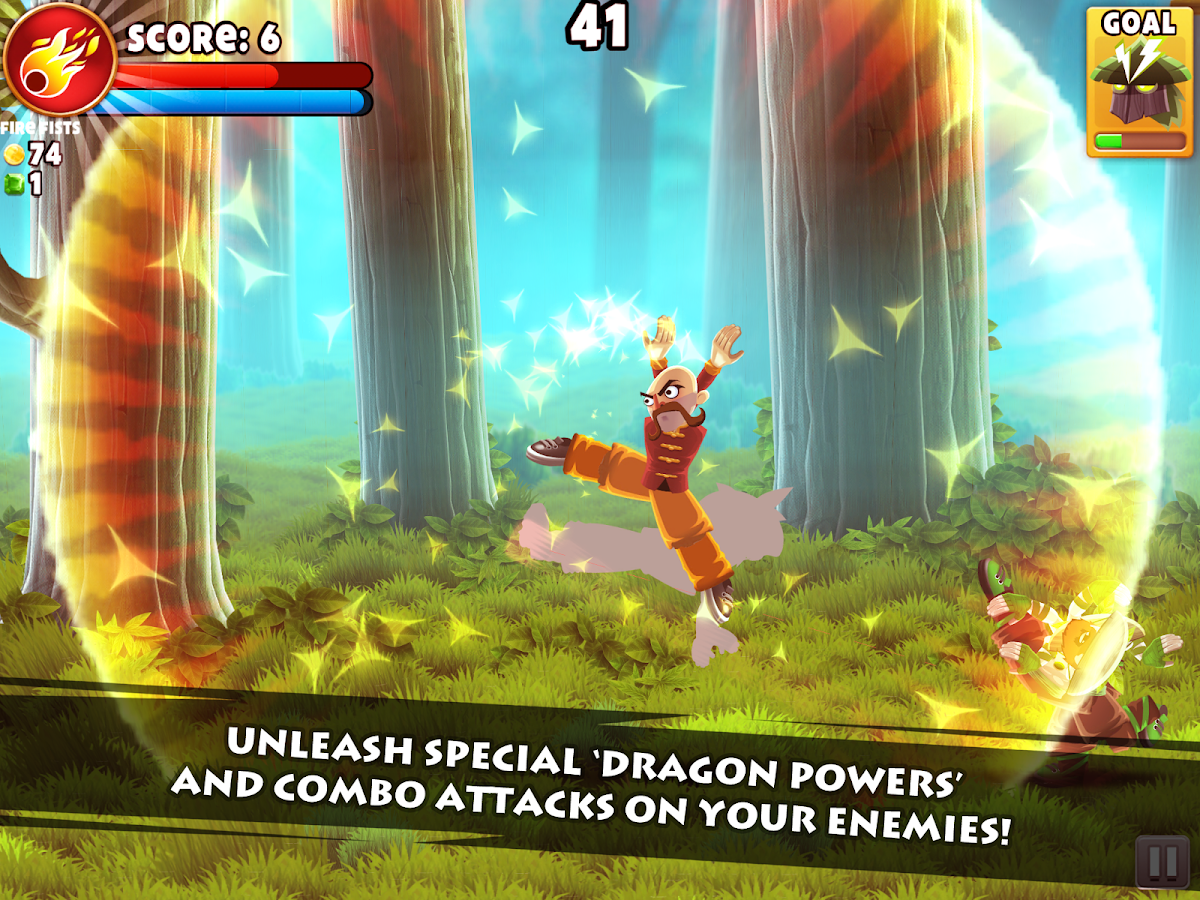 Dragon Finga Screenshot 3