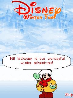 Disney Winter Fun