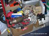 Stock Mazdaspeed mid pipe