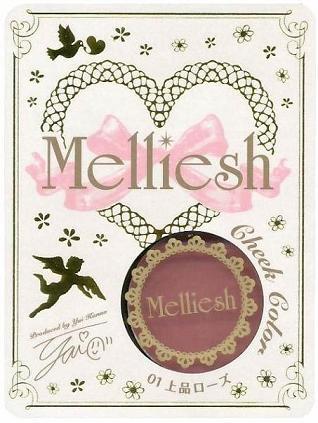 [WTS] Popteen Cosmetics MECH-01%20Mellish%20elegant%20Rose%20Cheek%20Color