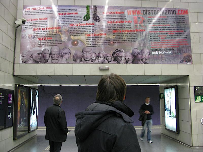 Distòpia 2010: 1a Transmissió de la Resistència