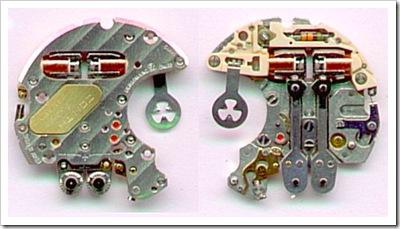 Módulo do oscilador do ESA 9162