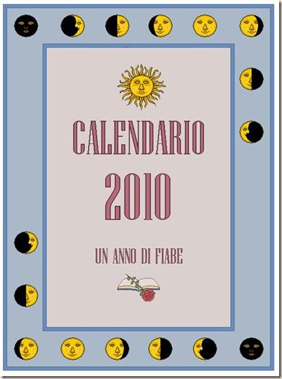 calendario un anno di fiabe