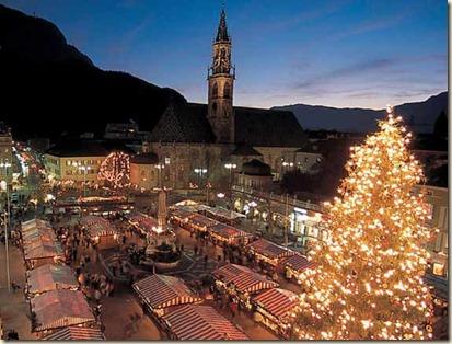 Mercatino di Natale di Bolzano - Piazza Walther