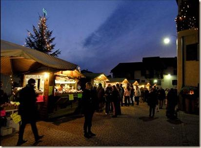 Mercatino di Natale di Piné - Strade di Miola