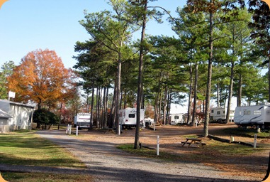 Harvest Moon RV Park, Adairsville, GA
