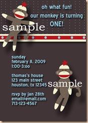 MOD monkey invitation with watermark