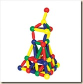 Magneatos 72 Piece Magnetic Building Set