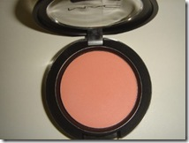 blush Mac pessego