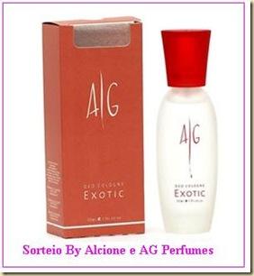 sorteio AG Perfumes